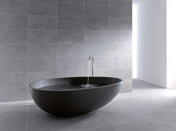 Searchome - Vasca da bagno nera ...