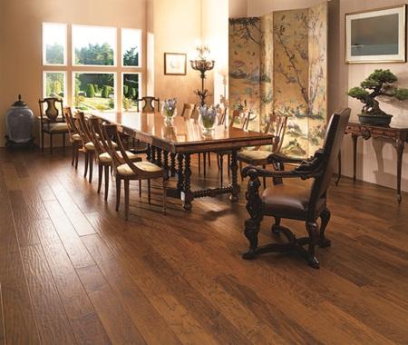 木地板的寿命依品质及使用情况而定