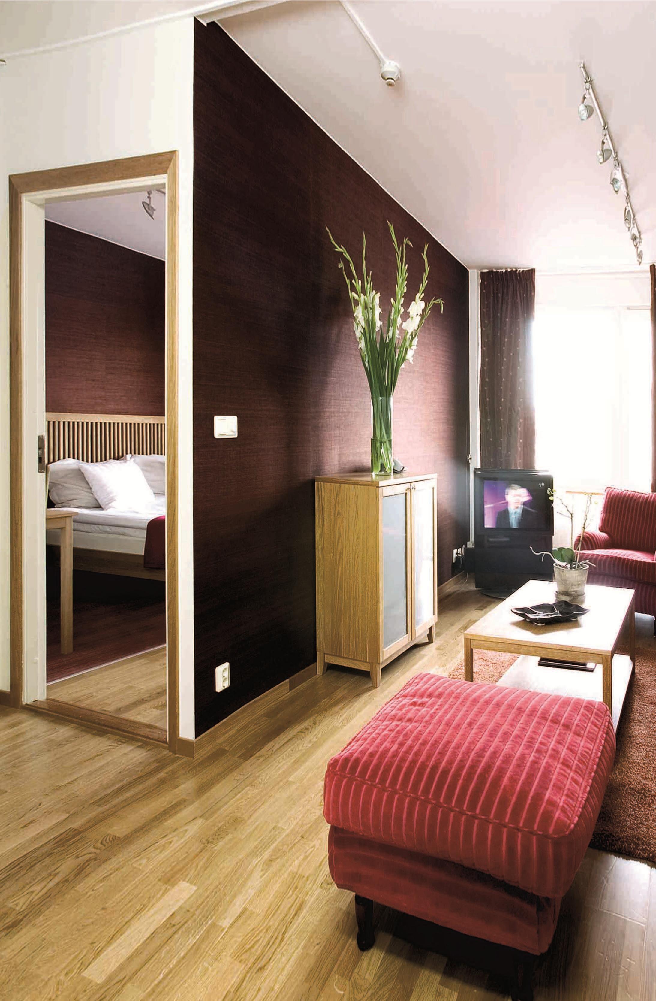 从瑞典v风格风格看北欧背景旅店微信动态墙可以换空间的吗图片