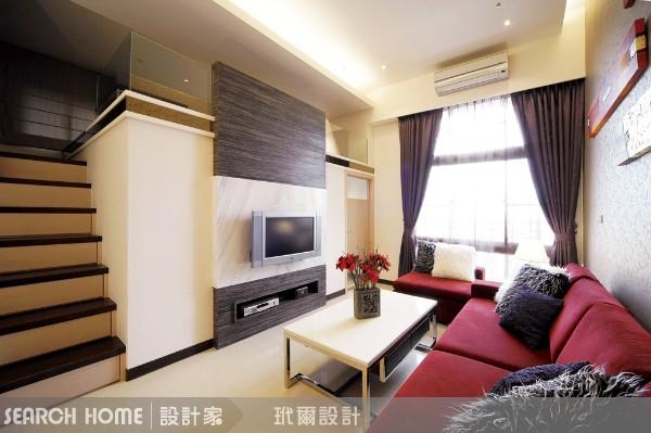 小户型客厅沙发造型