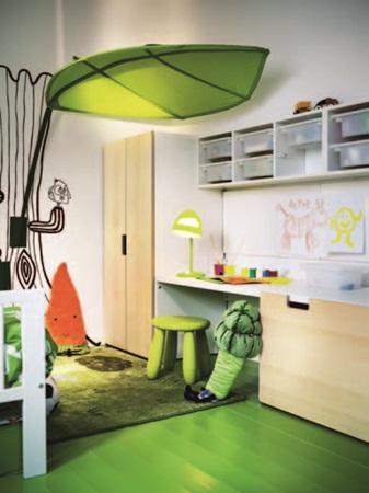 儿童房,卧室,书房 竖
