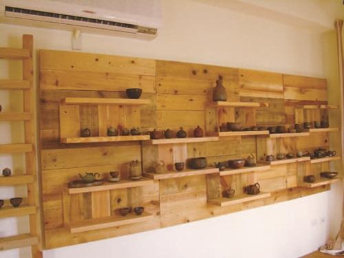 【木设计的家】木壁墙,木门窗 设计大搜罗(二)图片