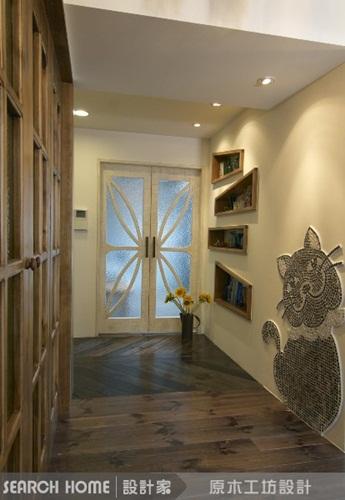 造型门,木地板
