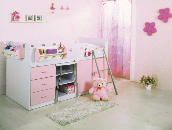 儿童多功能家具设计