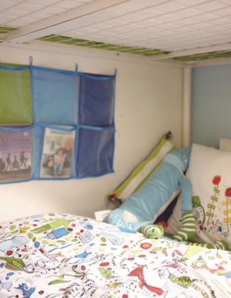 兒童房、佈置、玩具收納、顏色搭配