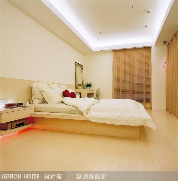 回歸睡眠純粹品質 單純而不單調的臥房設計