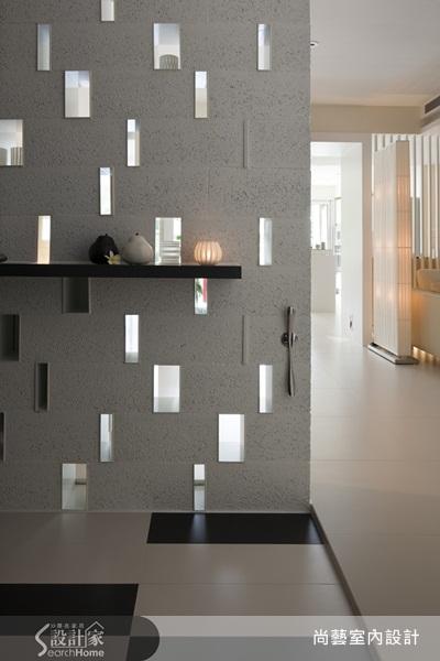變化空間量體幾何層次 讓家的感覺更藝術