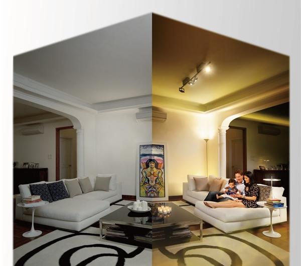 飞利浦居家灯饰概念馆 | 设计家图片