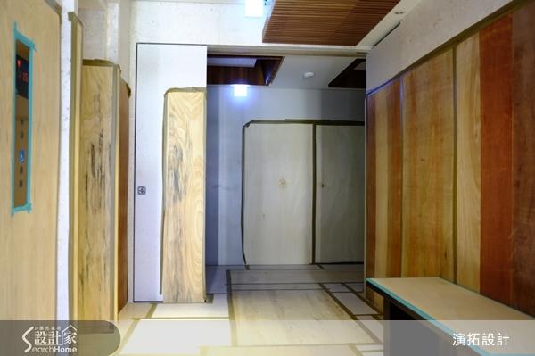 装修动工前,第一步要做的就是公共空间的楼梯间、电梯等的保高清图片