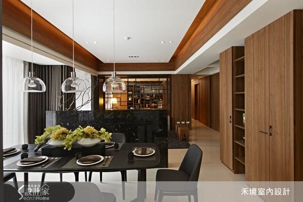 60坪大實品屋 現代風格中帶有迷人清新東方風
