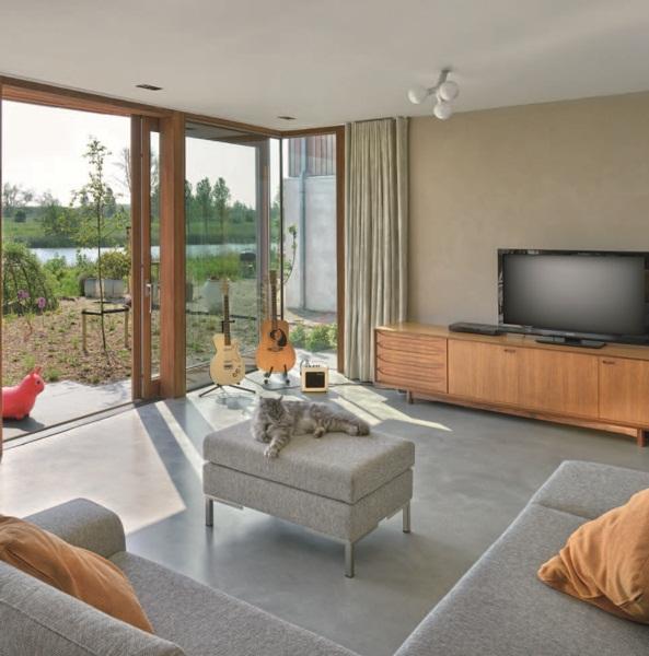 【國際最IN木空間】阿姆斯特丹的永續環保宅!引進自然光,利用木質特性阻隔熱源