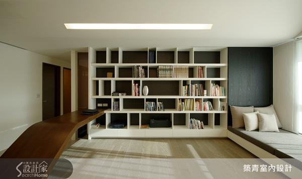 7種書櫃設計,收納裝飾一次搞定