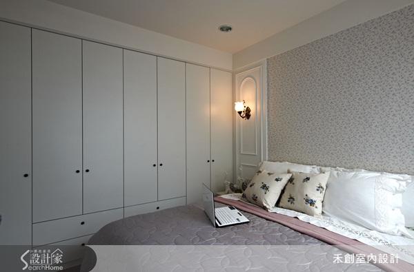 欧式卧室隔间装修效果图大全