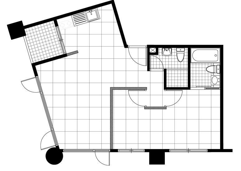 【新手成家的6件事】Magic~這是18坪的新婚居!設計師把格局缺點變裝修亮點
