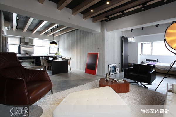 【2012 TID得獎作品】歡迎光臨Janet的家!材質、光影,演繹空間最純粹的模樣。俞佳宏