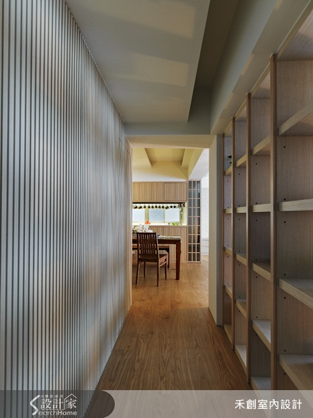 採光、安全、走道寬,老公寓+禪風退休宅