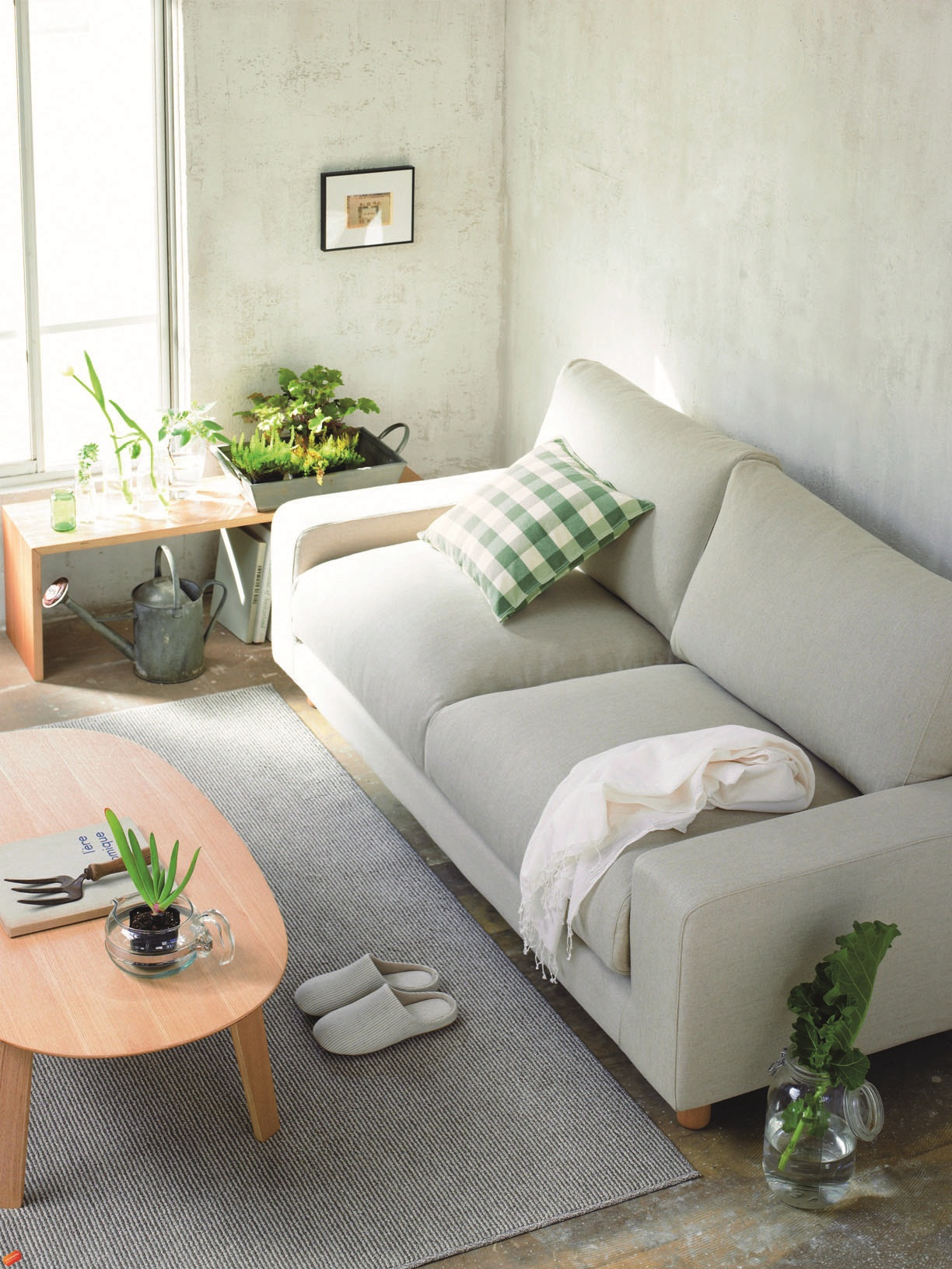 What Is In Living Room In Jaoan