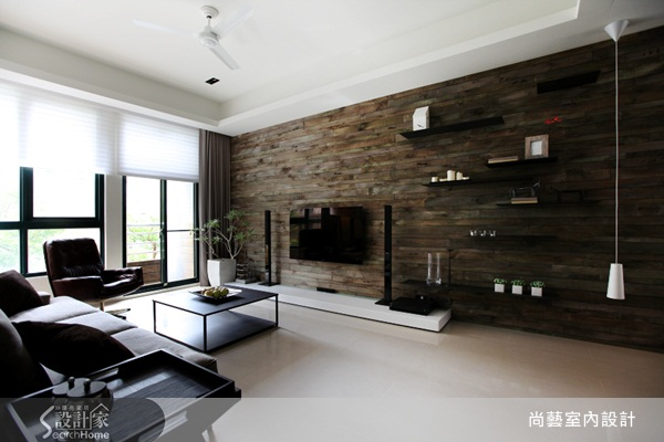 好感木設計,看見家的自然力