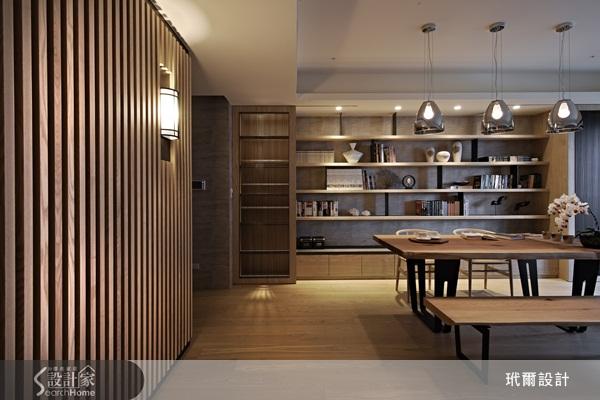 室内设计与建筑语汇呼应的新和风!