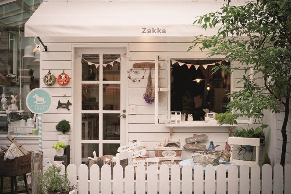 8家令人流連忘返的鄉村風雜貨傢飾小舖