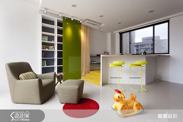 大玩空間色彩,創造屬於自己的舒適空間