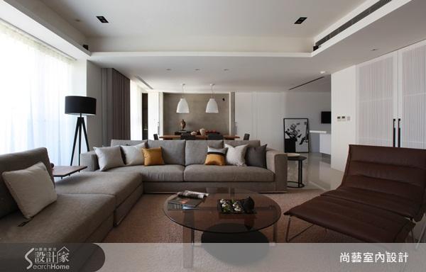 探究建材與色調的純粹,打造獨具品味的「時尚大宅」