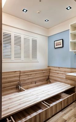 edHOUSE 機能櫥櫃 輕裝修 系統櫃 系統櫃設計 系統家具 系統板材 收納 高品質 低甲醛板材 床架 小孩房 臥房 室內設計  客製化 輕裝修設計