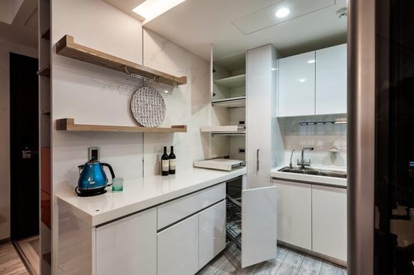 edHOUSE 機能櫥櫃 輕裝修 系統櫃 系統櫃設計 系統家具 系統板材 收納 高品質 低甲醛板材 廚房 廚櫃 室內設計  客製化 輕裝修設計