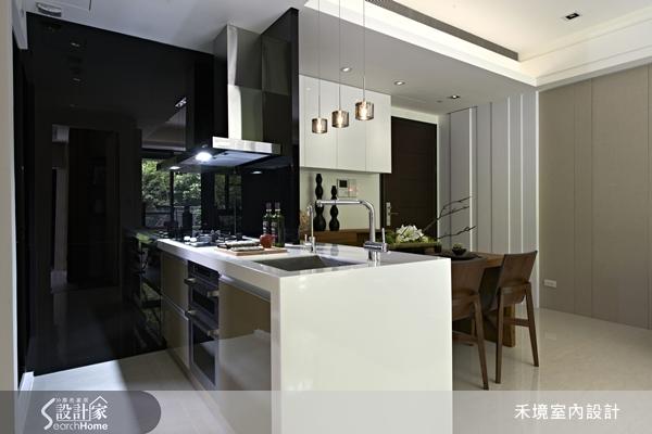 三房兩廳的現代風質感美宅,讓家與住宅時尚零距離