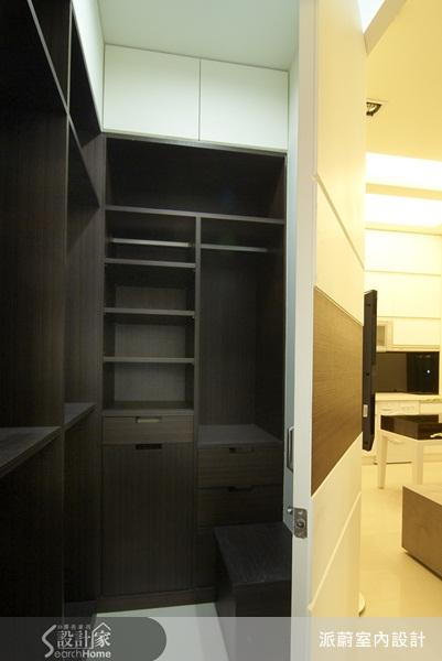 用秘密储藏室让12坪小平面收纳没a秘密 设计手绘室外豪宅景观设计图图片