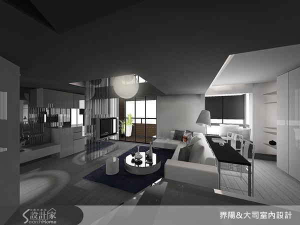界阳&大司室内设计 设计家Searchome_华文机械设计好难图片