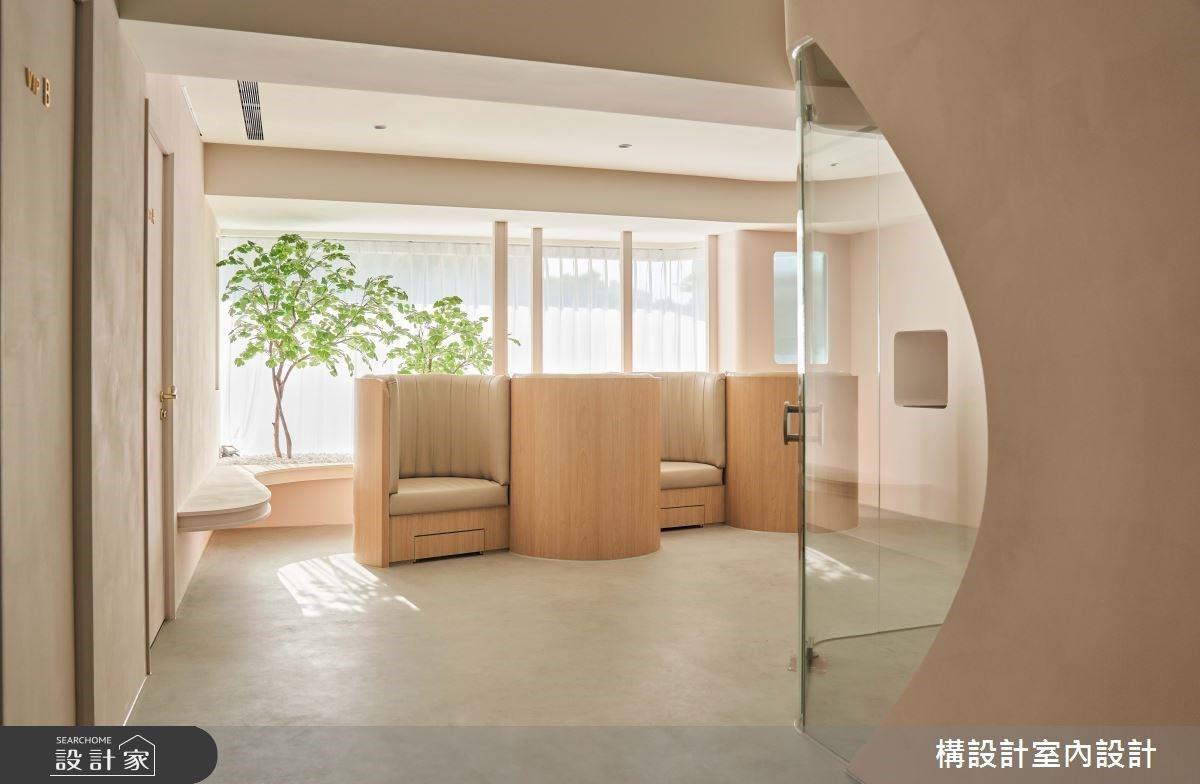 20 年老屋完美塑形!綠意候診區、舒適包廂診間,帶妳朝更美的自己邁進